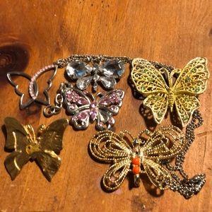 Bundle of butterflies